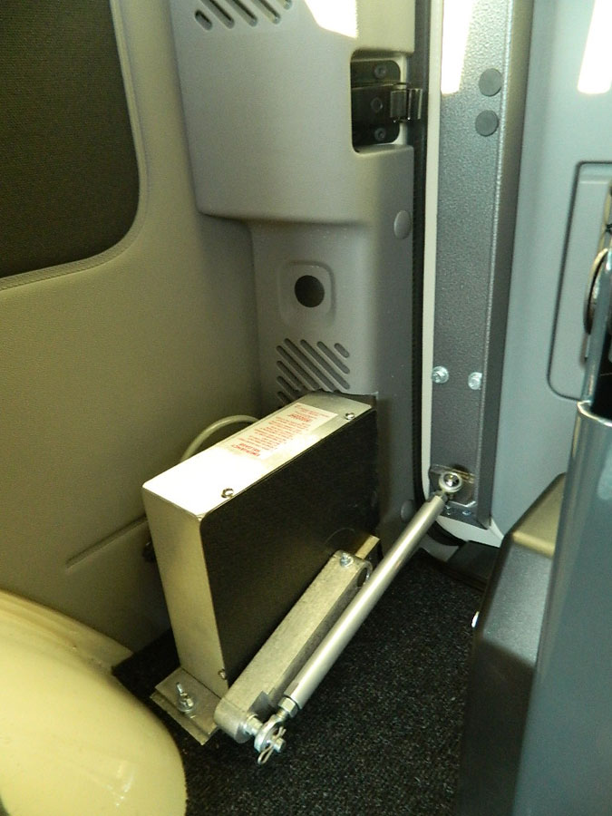 ricon automatic disability vehicle door openers braiden nz With automatic barn door opener
