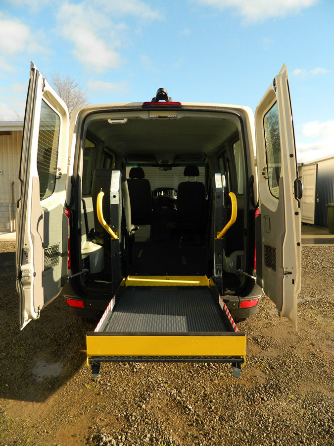 Ricon Wheelchair Lifts Hoists Cranes Seats Braiden Nz