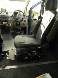 6 Way Power Seat Base
